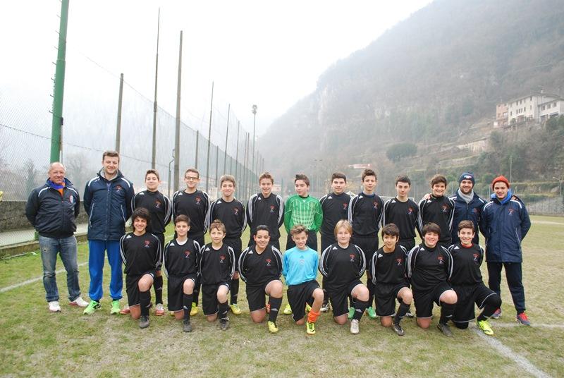 Giovanissimi Football Valbrenta