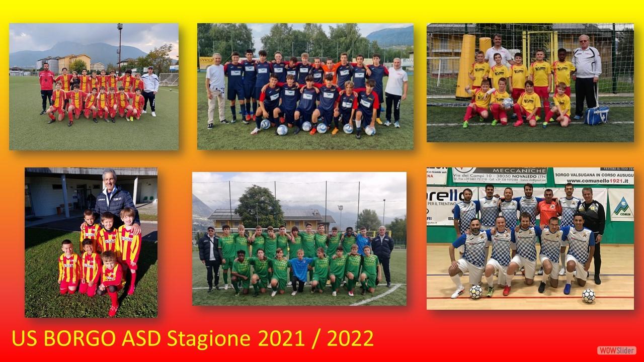 Le nostre squadre 2