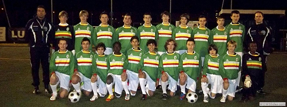 Giovanissimi A.S.D. Gruppo Cosmos